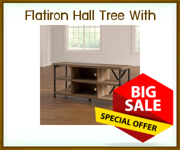 Onlinestorageauctionsgeorgia Flatiron Hall Tree With